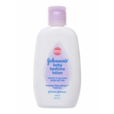 Johnson,s Bedtime Lotion Proven to Help Baby Sleep Better 4 Oz (118 Ml)