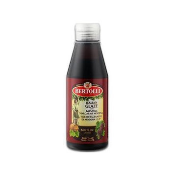 Bertolli Italian Glaze with Balsamic Vinegar of Modena 6.76 Oz (Pack of 2)