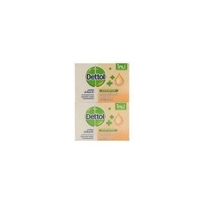 Dettol Daily Care Anti-Bacterial Soap 70g x 4pcs