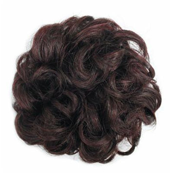 Onedor Ladies Synthetic Wavy Curly or Messy Dish Hair Bun Extension Hairpiece Scrunchie Chignon Tray Ponytail (2SP99T)