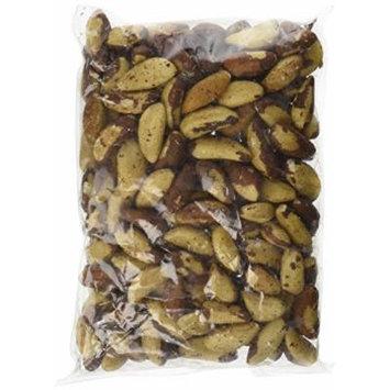 Raw Whole Brazil Nuts, 1LB