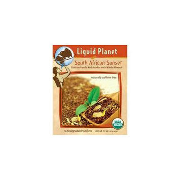 Liquid Planet Organic Tea South African Sunset 1 lb Loose Leaf