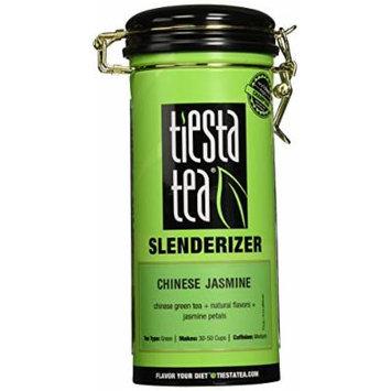 Chinese Jasmine Pearl, Slenderizer, Green Tea (4oz Tin)