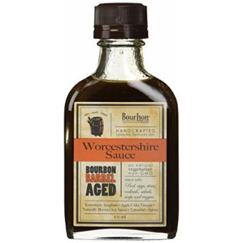 Bourbon Barrel Worcestershire Sauce, 3.3 fl oz
