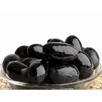Large Cerignola Black Olives - Sold by the Pound