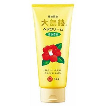 Oshima Tsubaki Hair Cream - Rustle - 160g