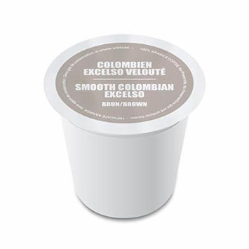 Faro Cup Smooth Colombian, K-Cup Portion Pack for Keurig Brewers (48 Count)