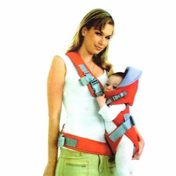 6 in 1 Multi-funtion Infant Baby Carrier Infant Sling - Red