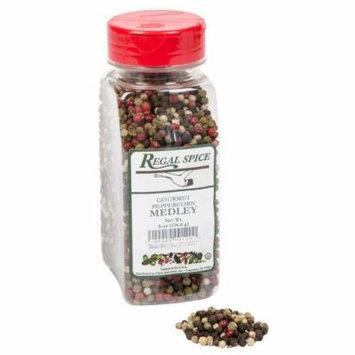 Regal Herbs, Spices, Seasoning 8 ounce (Peppercorn Medley)