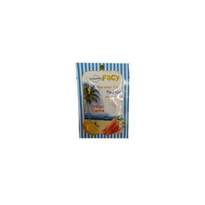 Facy Hawaiian Cool Peel Gel Whitening Mix Carrot and Orange Extract wholesales x 3 packs - Product of Thailand