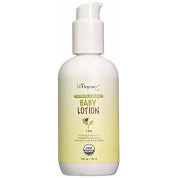 B2Organic USDA Certified Organic Tender Times Baby Lotion, 6 Fluid Ounce