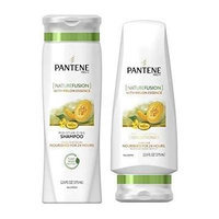 Pantene Pro-V Nature Fusion Moisturizing Shampoo & Conditioner with Melon Essence