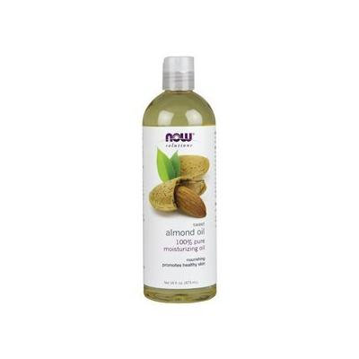 Now Foods - Almond Oil Sweet Expellerpress, 16 fl oz oil