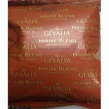 Gevalia house blend Ground Coffee, 8-Ounce Packages (Pack of 4)