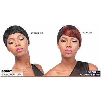 Sensationnel Freestyle Human Hair Bump Wig - Bobby (1 (350))