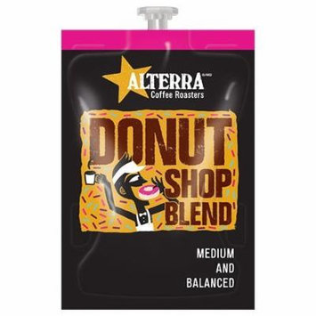 FLAVIA ALTERRA COFFEE, Donut Shop Blend, 20-Count Freshpacks (Pack of 1 Rail)