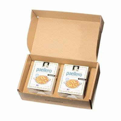 Paellero Paella Seasoning Gift Box (30 Packets) Carmencita Paella Mix Saffron Gluten Free