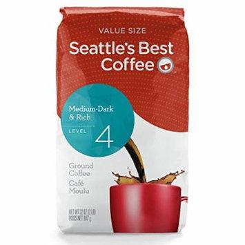 Seattle's Best Level 4 Ground Coffee (32 Oz.) - SCS