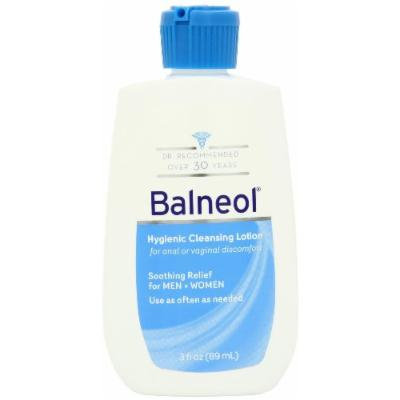 Alaven Pharmaceutical Balneol Hygienic Cleansing Lotion, 2 Count