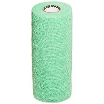 Andover Powerflex 3760 Cohesive Medicinal Tape, 6-Inch/6-Yard, Neon Green