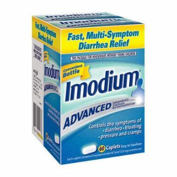 Imodium Advanced Multi-Symptom - Total: 60 Caplets (2 X 30 Caplets)