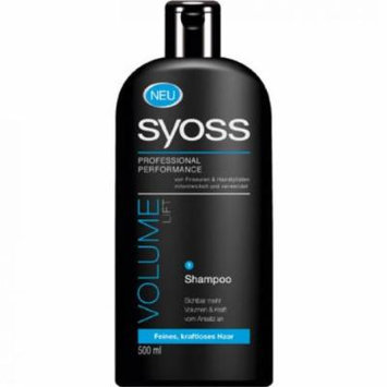 Syoss Volume Lift Shampoo 500 Ml Professional Care