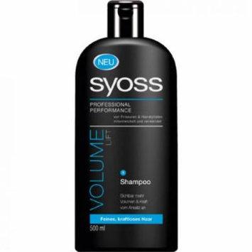 Syoss Volume Lift Shampoo 500 Ml Professional Care