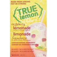 True Lemon Raspberry Lemonade Drink Mix