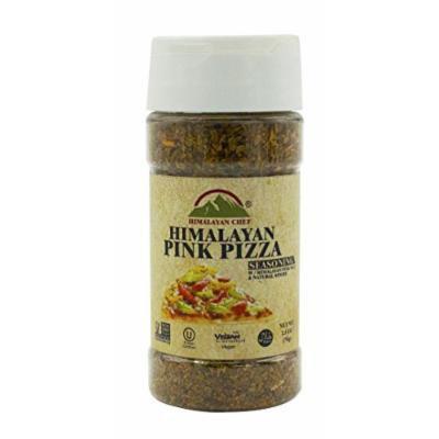 WBM Himalayan Chef Pink Pizza Seasoning Jar, 2.5 Ounce (Pack of 6)