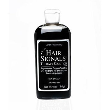 Folligen Hair Signal Solution, 4 Oz.