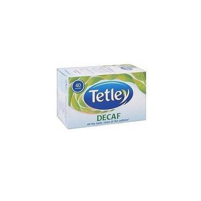 Tetley Decaf Tea Bags 40ct
