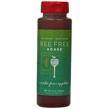Honee Bee-Free Honey, Mint, 12 Ounce