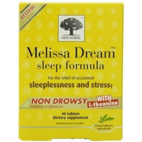 New Nordic Melissa Dream, Pack of 40