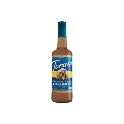 Torani Sugar Free Gingerbread Syrup 750ml (Pack of 3)