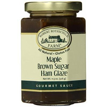 Robert Rothschild Farm Maple Brown Sugar Ham Glaze, 11 Ounce