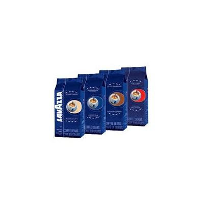 Lavazza Italian Espresso Whole Bean Variety Pack (4 x 2.2 lb bags)