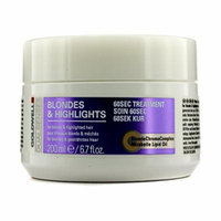 Goldwell Dualsenses Blondes & Highlights 60 sec treatment 6.7 oz / 200 ml