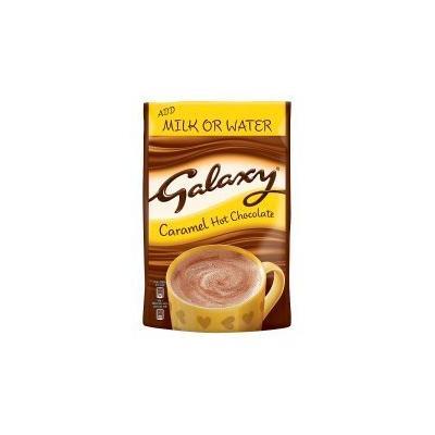 Galaxy Caramel Hot Chocolate 175g/ 6.2 oz Pouch