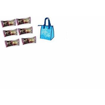 Hawaiian Chocolate Macadamia Nut Crunch Lunch Box Cooler Gift Basket #3