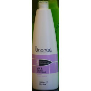 Milk Keratin Shampoo 1000ML