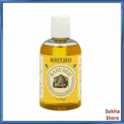 Burt's Bees Baby Oil, One 4oz Bottle