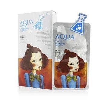 Fascy Tina.S Mask - Malgwalryangi (Aqua) 10pcs