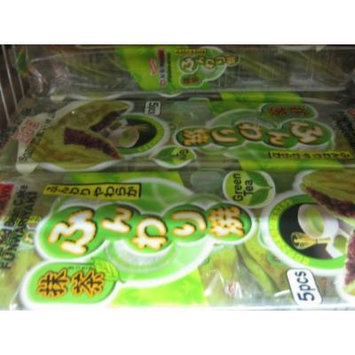 Dorayaki Green Tea Red Bean Cake 11.28 Oz (Pack of 1)