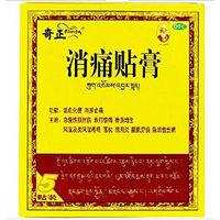 Cheezheng Pain Relieving Plaster -Qizheng Xiao Tong Tie Gao 5 Pcs