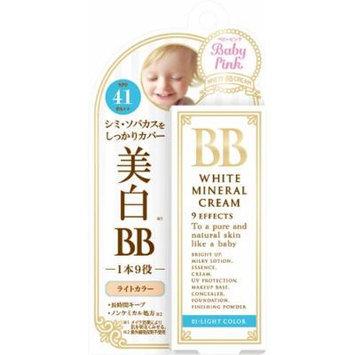 Baby Pink White Bb Cream 01: Light Color 25g