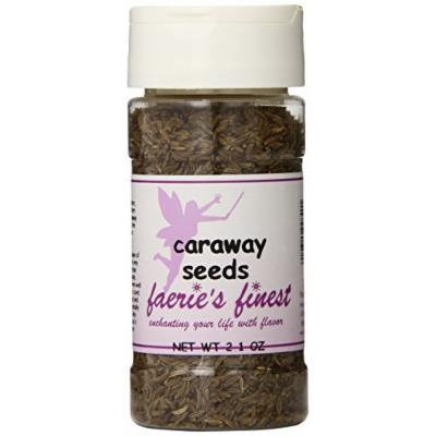 Faeries Finest Caraway Seeds, 2.10 Ounce