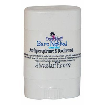 Trial Size! Bare Nekkid Scent Free and Aluminum Free Antiperspirant & Deodorant By Kym's Diva Stuff