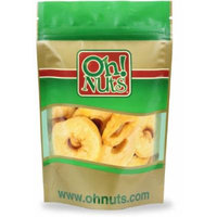 Dried Apple Rings (5 Pound Bag) - Oh! Nuts
