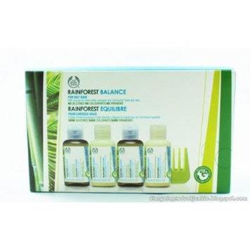 The Body Shop Rainforest Balance Hair Care Kit