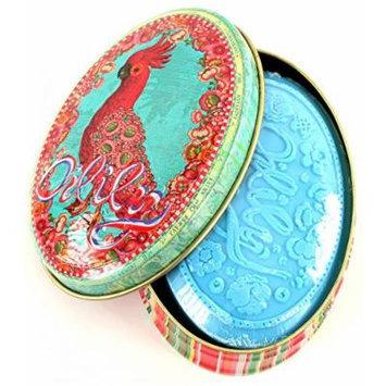 Oilily Women's, Girl Teen's & Children's Beauty Hand Soap Tin (Parrot)